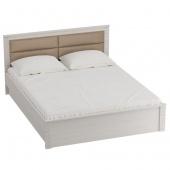 Кровать 1600 Элана бодега белая