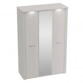Шкаф 3-дверный Элана бодега белая