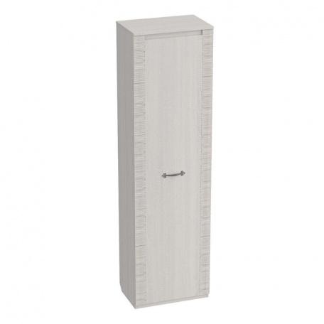 Шкаф однодверный Элана белая глубиной 410 мм