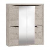 Шкаф Соренто бонифаций 4-х дверный