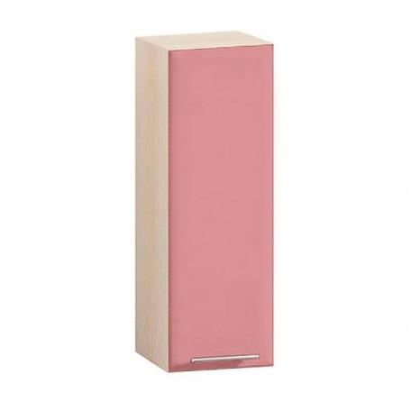 Шкаф навесной Е-2803 Комфорт розовый