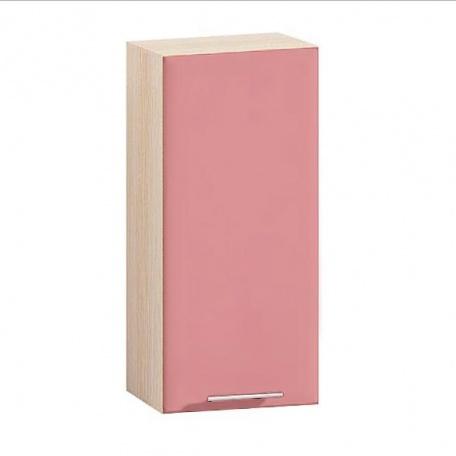 Шкаф навесной Е-2805 Комфорт розовый