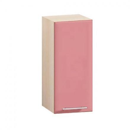 Шкаф навесной Е-2822 Комфорт розовый