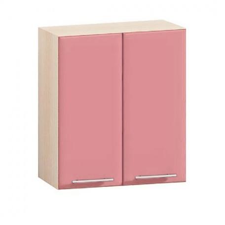Шкаф навесной Е-2829 Комфорт розовый