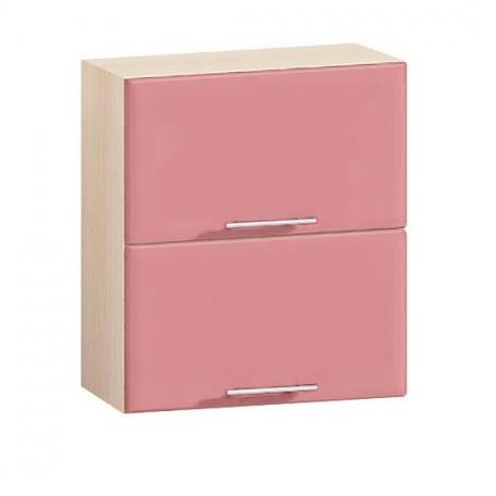 Шкаф горизонтальный Е-2837 Комфорт розовый