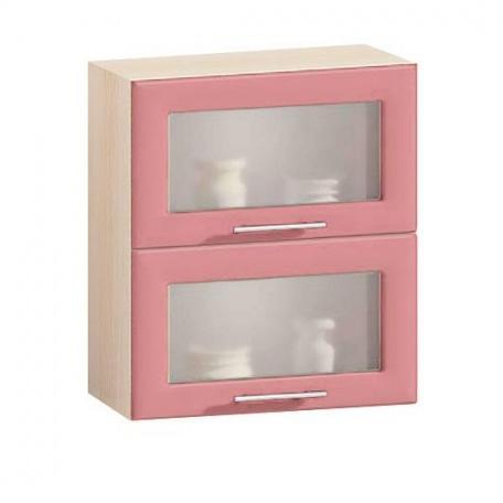 Шкаф горизонтальный Е-2841 Комфорт розовый
