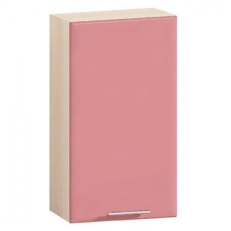 Шкаф навесной Е-2861 Комфорт розовый