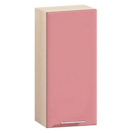 Шкаф навесной Е-2899 Комфорт розовый