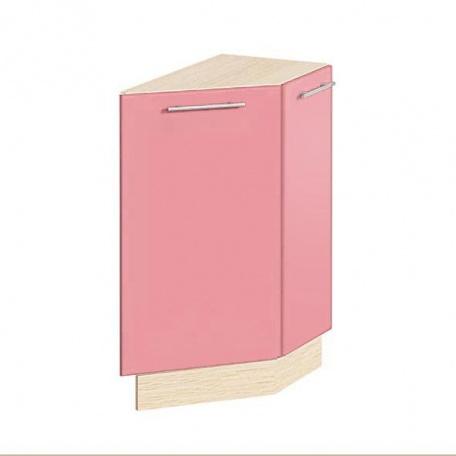 Тумба торцевая Т-2867 Комфорт розовый