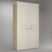 Шкаф 2-х дверный Капелла N-22