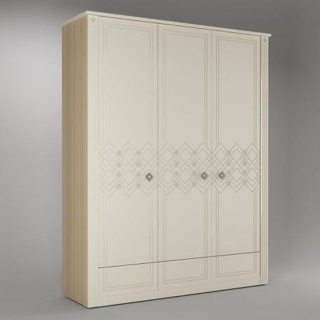 Шкаф 3-х дверный Капелла N-25