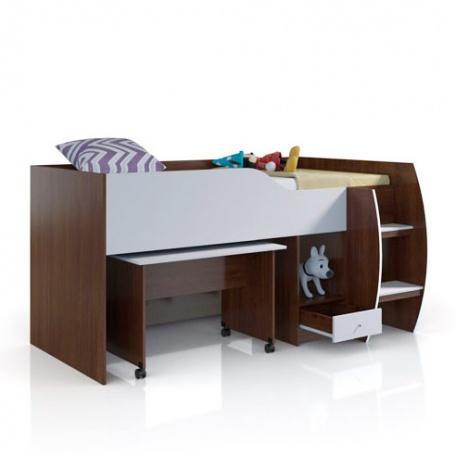 Кровать-чердак Оливер