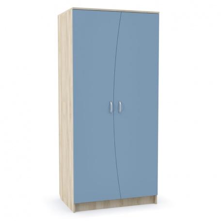 Шкаф двухдверный глубокий Ника