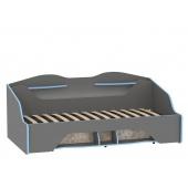Кровать Индиго 900 Индиго (с орт.основанием)