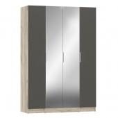 Шкаф Венеция К1 четырёхдверный с зеркалом