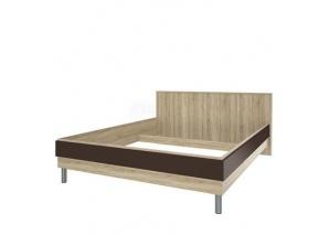 Кровать Ирма шоколад