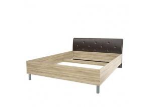Кровать 1600 Ирма шоколад