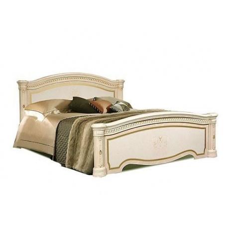 Кровать Карина-3 бежевая