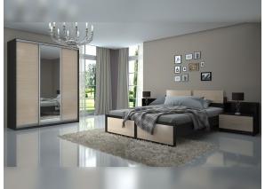 Спальня Модена венге/кремона