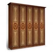 Шкаф 5-х створчатый Карина-1