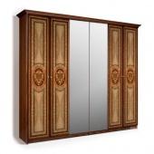 Шкаф 6-х створчатый Карина-1