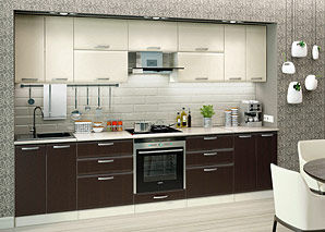 Кухня Аура композиция-1